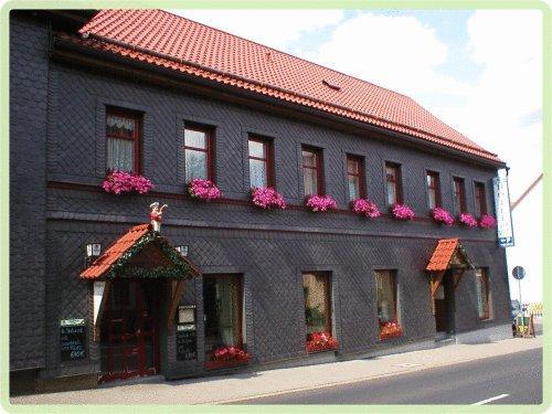 Hotel Erbprinz And Knoffel Das Kartoffelhaus Zella-Mehlis - Exterior