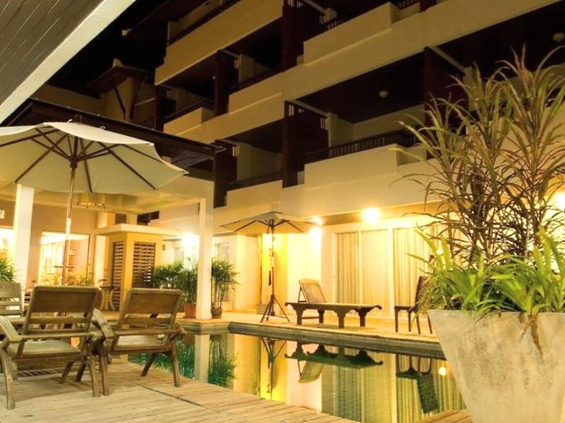 Chateau Dale Boutique Residence - Hotels and Accommodation in Thailand, Asia