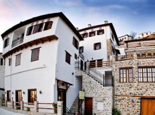 Arhontika Saltis Hotel Makrinitsa - Entrance
