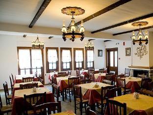 Arhontika Saltis Hotel Makrinitsa - Breakfast Room