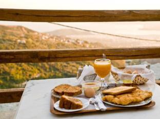Arhontika Saltis Hotel Makrinitsa - Balcony View