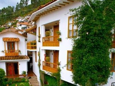 B&B-Hotel Pension Alemana - Hotell och Boende i Peru i Sydamerika