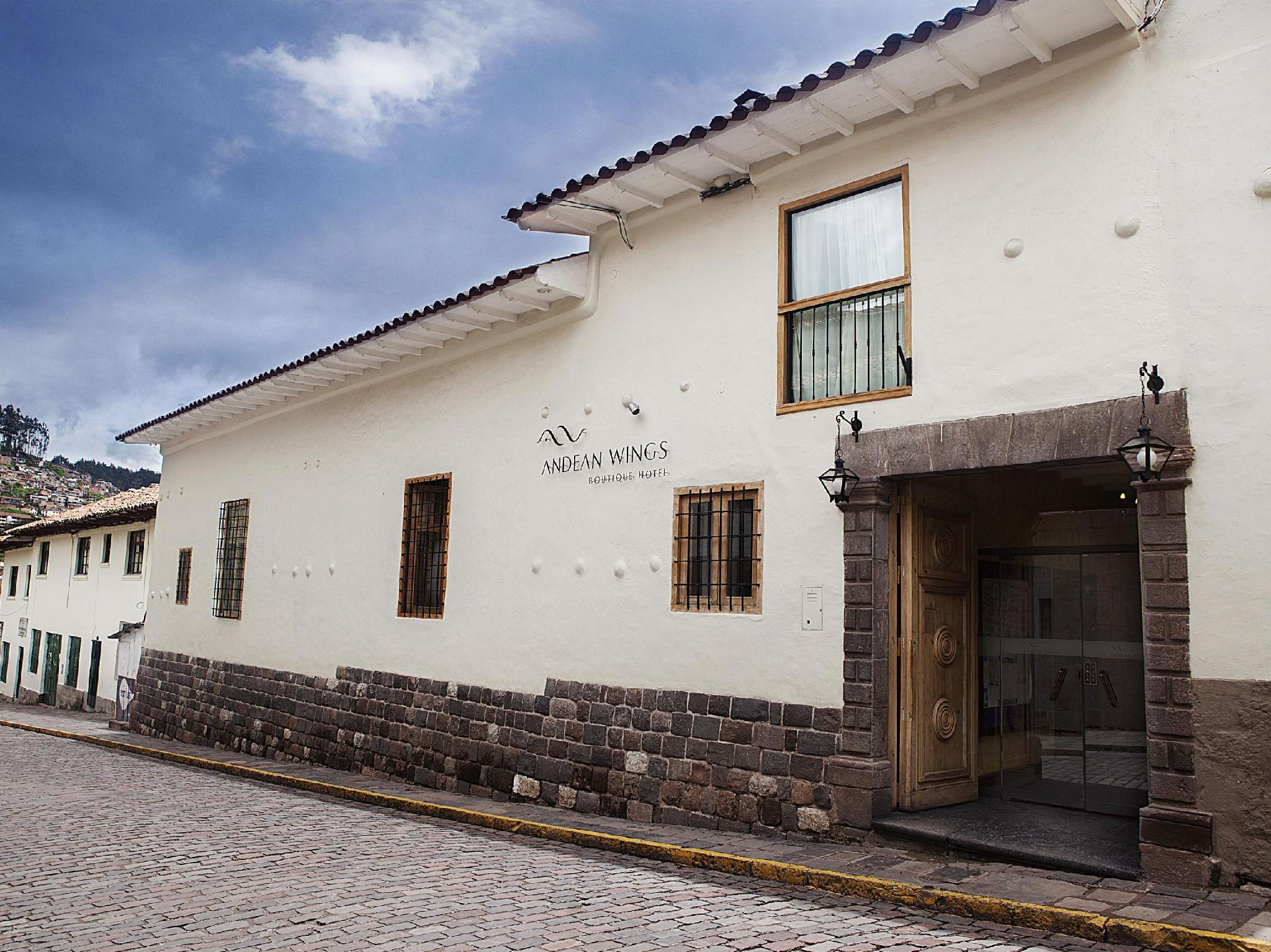 Andean Wings Boutique Hotel - Hotell och Boende i Peru i Sydamerika