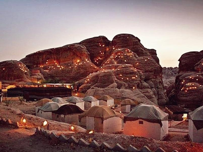 Seven Wonders Bedouin Camp - Hotels and Accommodation in Jordan, Middle East