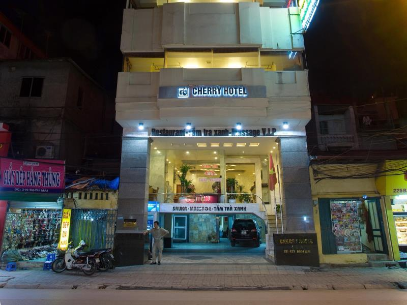 Cherry Hotel 3 - Hotell och Boende i Vietnam , Hanoi