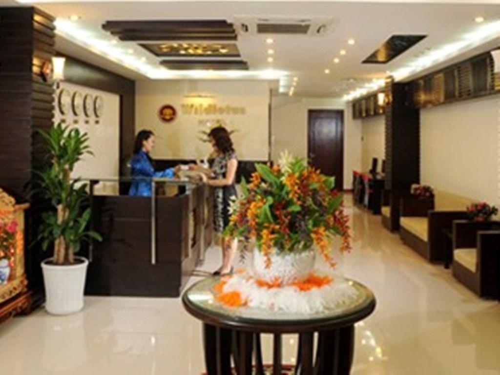 Wild Lotus Hotel – Xuan Dieu - Hotell och Boende i Vietnam , Hanoi