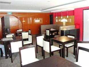 Sun Shine International Plaza Service Apartment - Restaurant