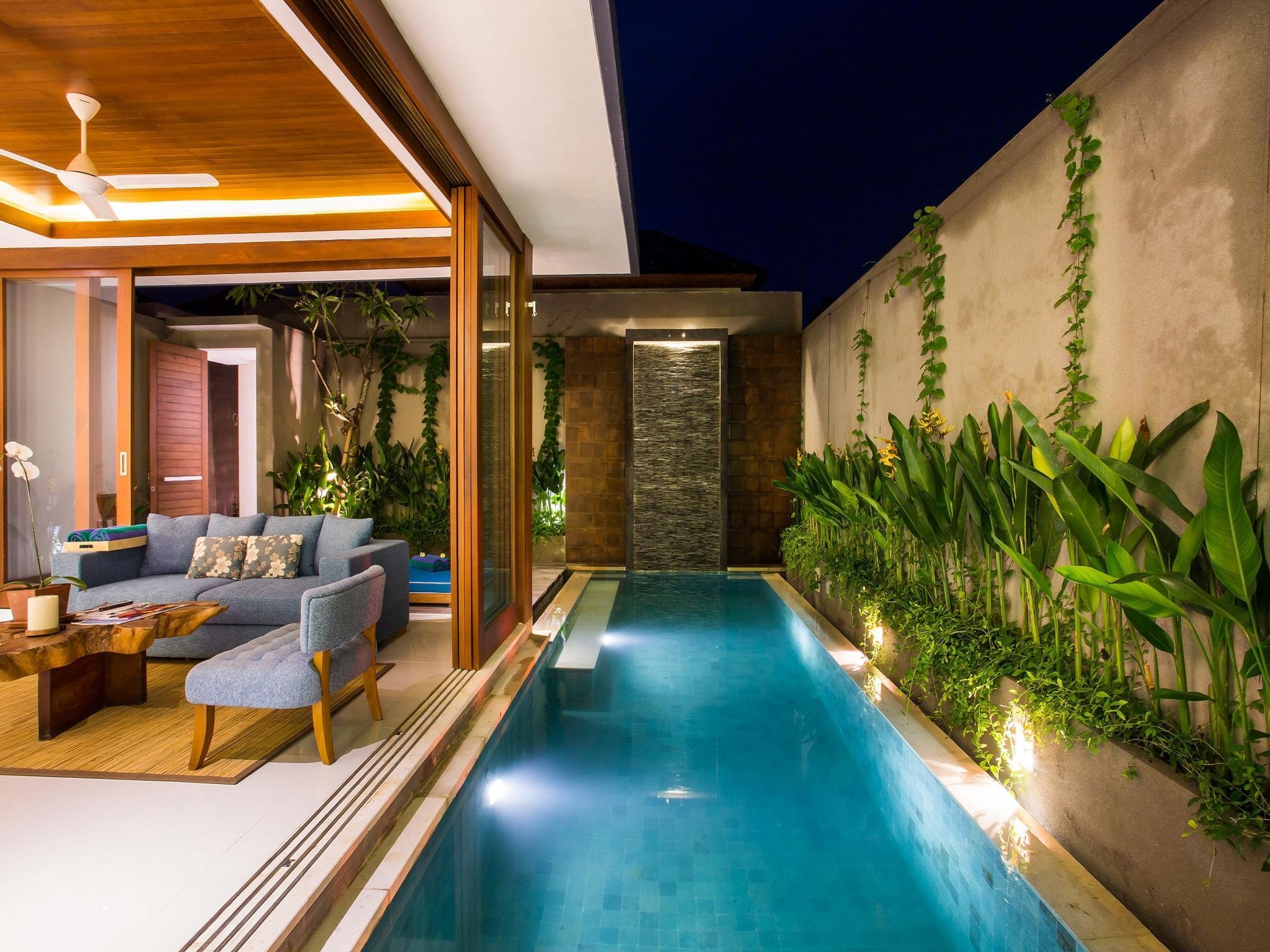 Hotell The Grove Villa