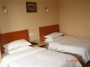 Super 8 Hotel Shanghai Feng Ye Nan Zhan - Room type photo