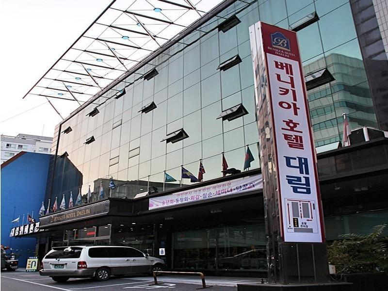 Benikea Hotel Daelim Daejeon - Phòng khách