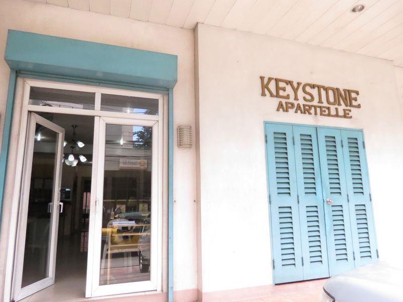 Hotell Keystone Apartelle