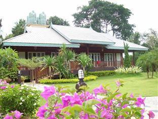 โรงแรมรีสอร์ทบ้านภูฟ้ารีสอร์ท โรงแรมในกาญจนบุรี