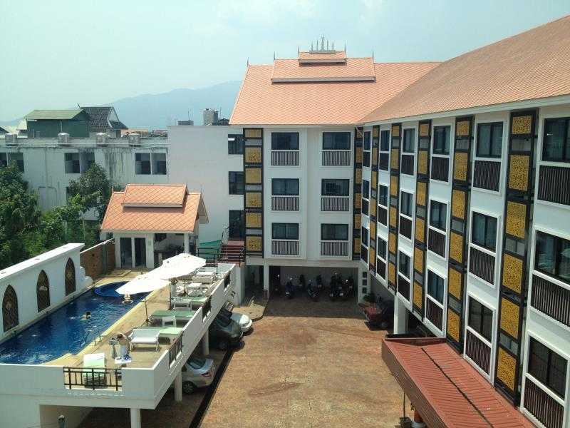 Wangburapa Grand Hotel - Hotels and Accommodation in Thailand, Asia