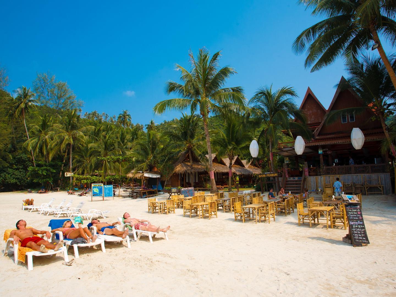 Hotell Baan Panburi Village At Yai Beach i , Koh Phangan. Klicka för att läsa mer och skicka bokningsförfrågan