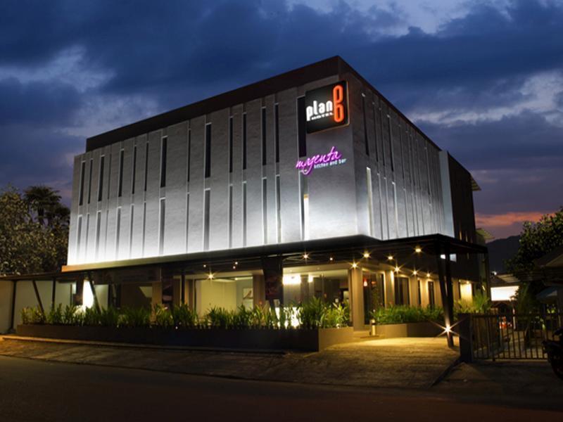 Hotell Plan B Hotel