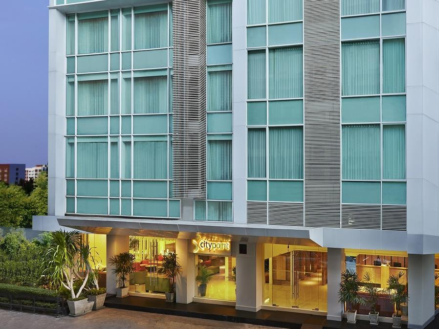 Citypoint Hotel - Hotels and Accommodation in Thailand, Asia