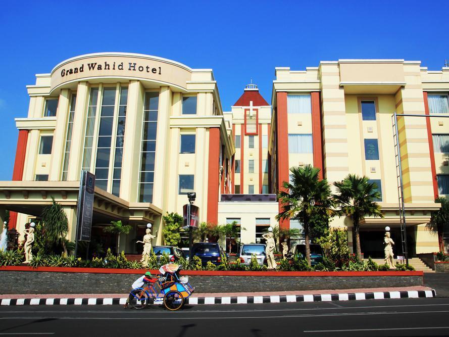 Hotell Grand Wahid Hotel Salatiga