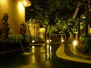 Bali Village Spa Bali - Night View