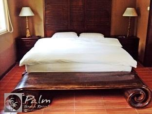 Palm Beach Resort Jepara - Kamar Tidur