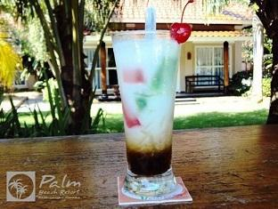 Palm Beach Resort Jepara - Restoran