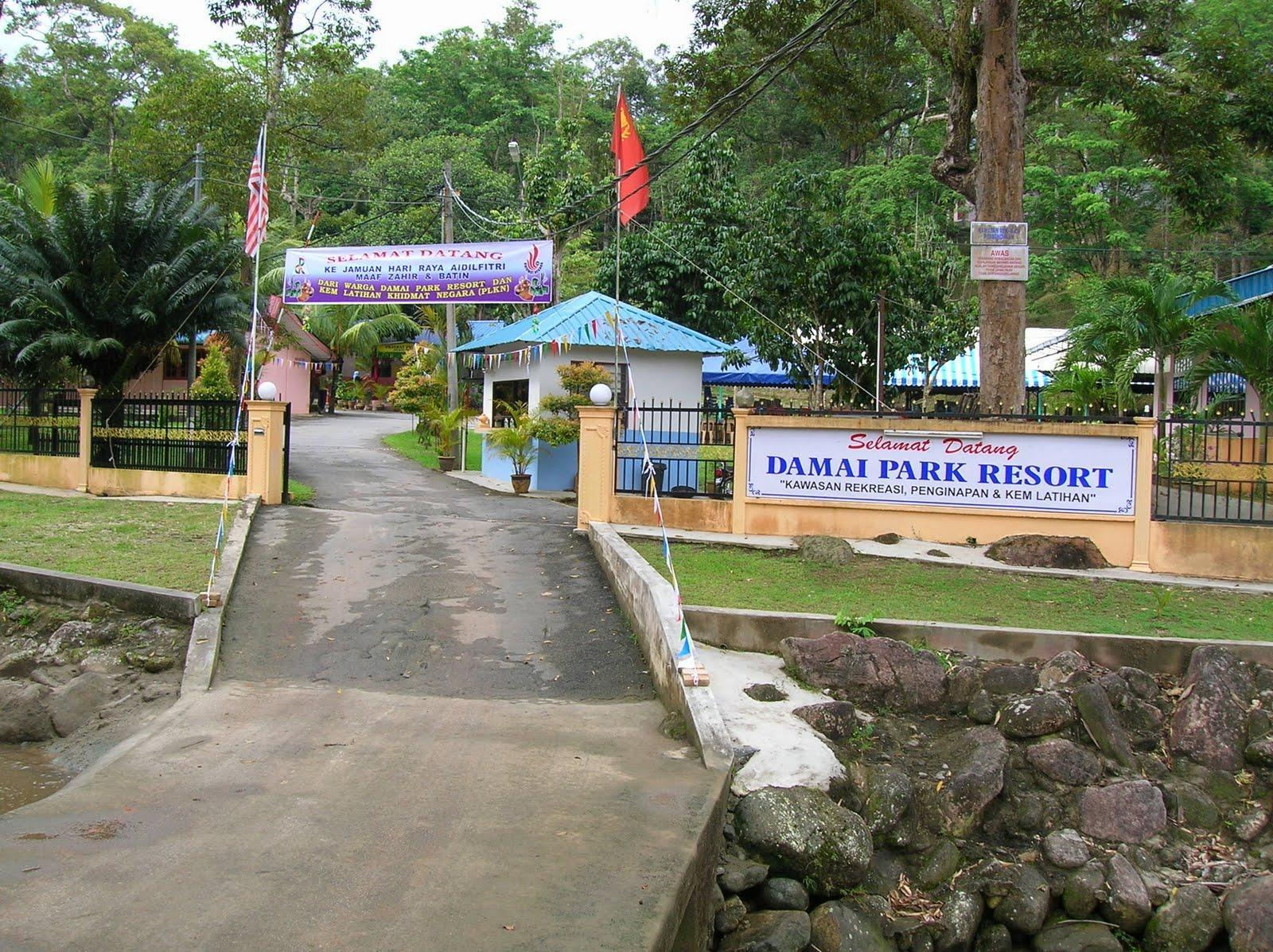 Damai Park Resort - Hotels and Accommodation in Malaysia, Asia