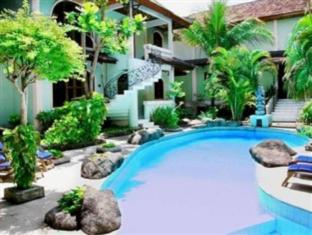 Villa Puri Royan באלי - בריכת שחיה