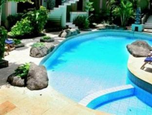 Villa Puri Royan بالي - حمام السباحة