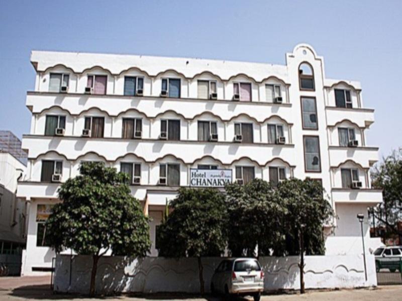 Hotel Chanakaya - Hotell och Boende i Indien i Agra
