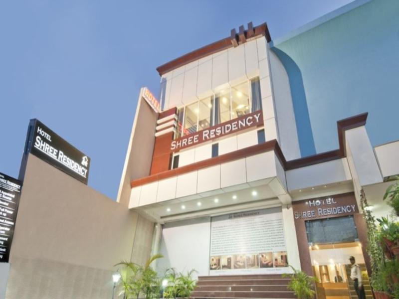Hotel Shree Residency - Hotell och Boende i Indien i Agra