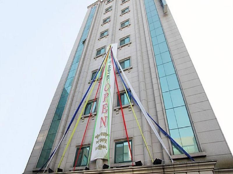 Tomgi Hotel Jongno - Hotels and Accommodation in South Korea, Asia