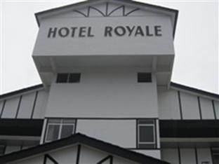 Hotel Royale Alor Setar - Hotel Exterior