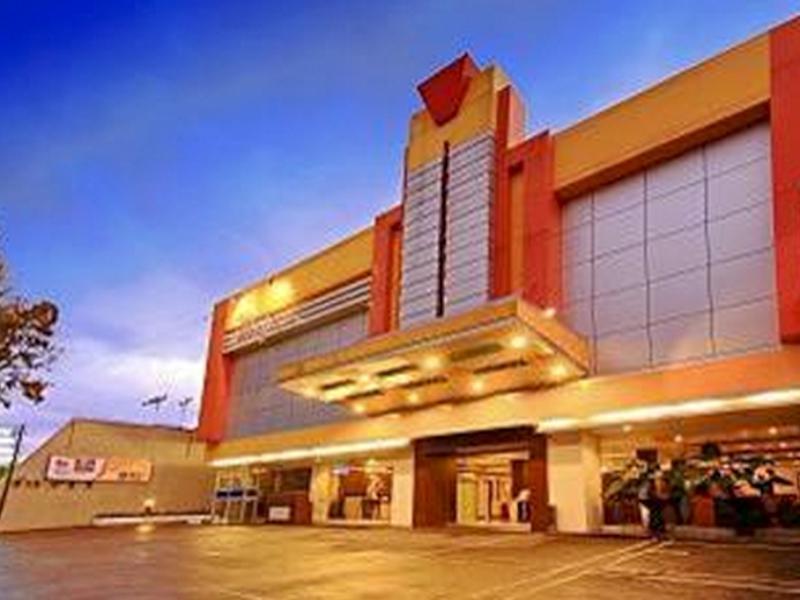 Hotell The Aliga Hotel