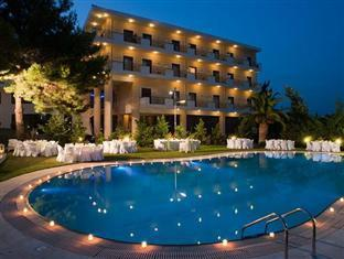 Parnis Palace Hotel Athens - Swimming Pool