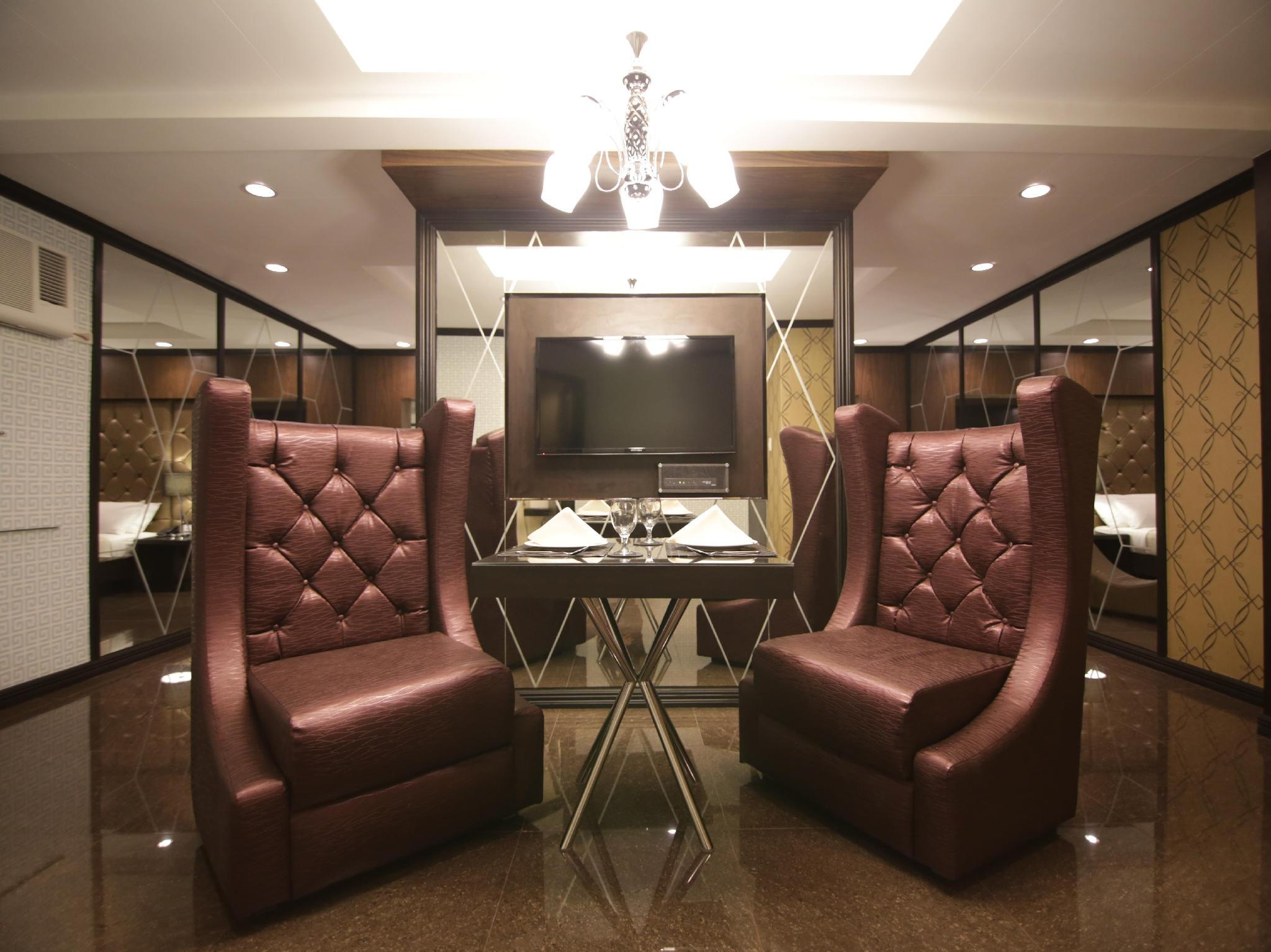 Victoria Court North Edsa Motorist Lodge Manila - Austin Room