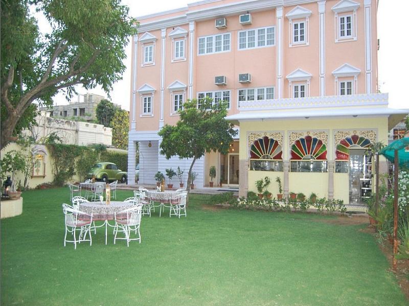 Anuraag Villa - Hotell och Boende i Indien i Jaipur