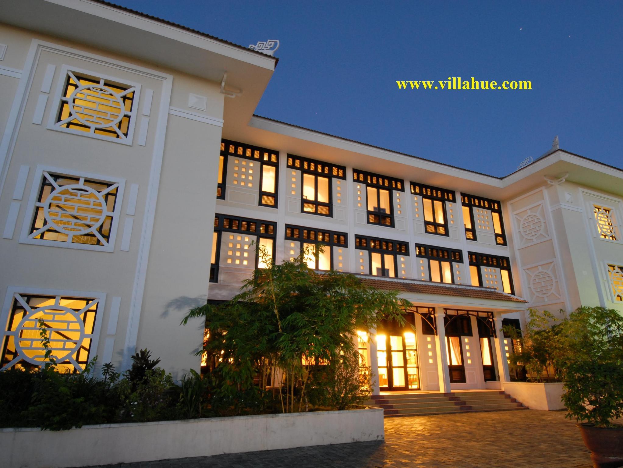 Hotell Villa Hue