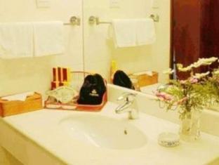 Jinjiang Metropolo Hotel - Tongji University Shanghai - Bathroom