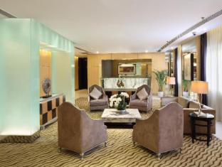 Jinjiang Metropolo Hotel - Tongji University Shanghai - Pub/Lounge