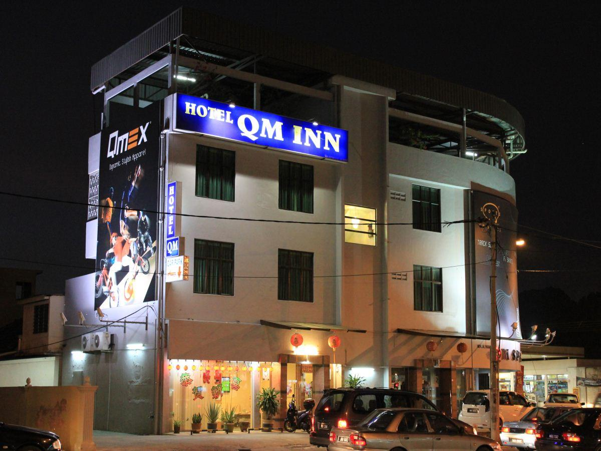 Hotel QM - Hotels and Accommodation in Malaysia, Asia