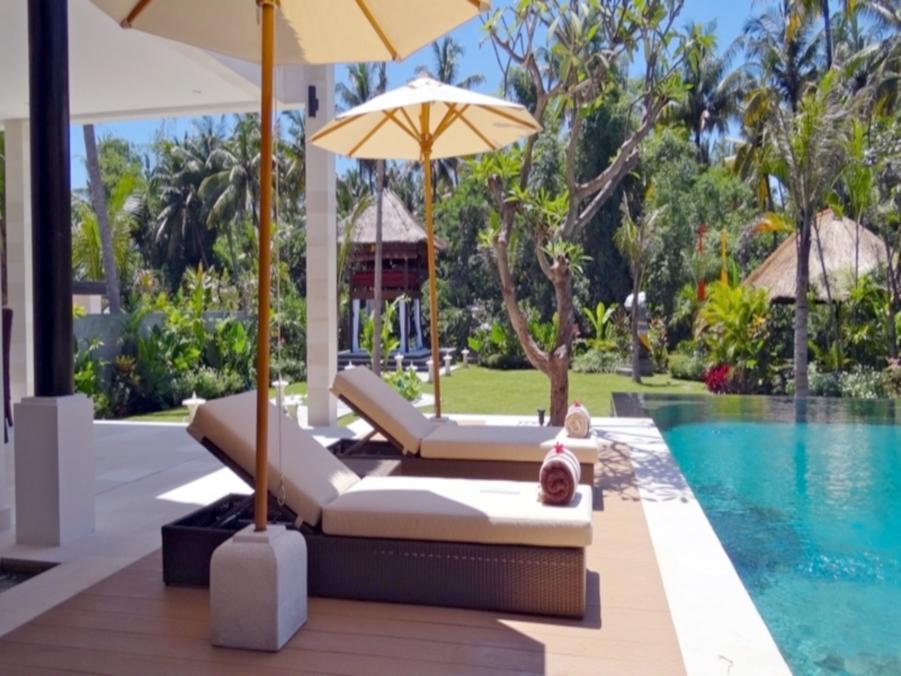 Hotell Segara Bayu Villa