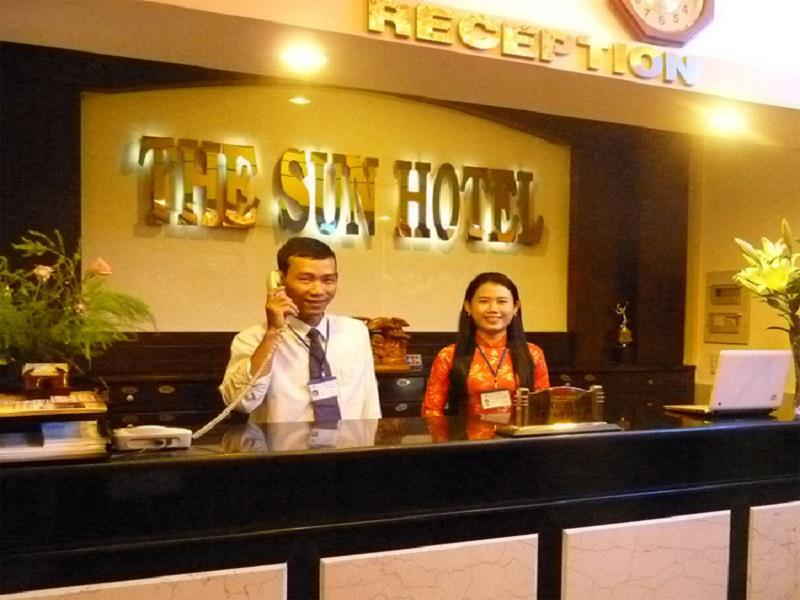 Hotell The Sun Hotel