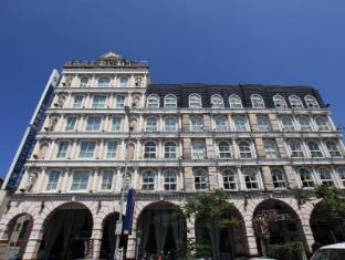 Grand Boss Hotel Yilan - Exterior