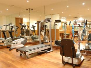 Grand Boss Hotel Yilan - Fitness Room