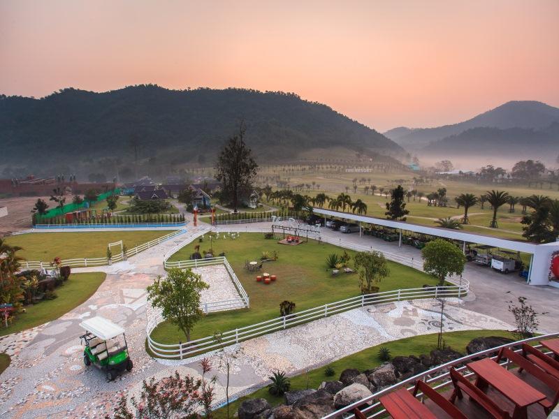 Hotell The Resort @ Suanphueng i , Ratchaburi. Klicka för att läsa mer och skicka bokningsförfrågan