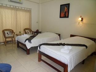 Nana Apartment Phrae - Twin Room
