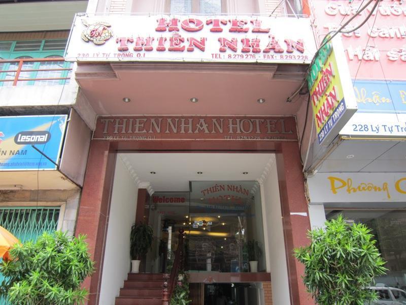 Hotell Thien Nhan Hotel