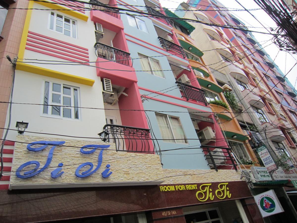 Hotell TiTi Hotel