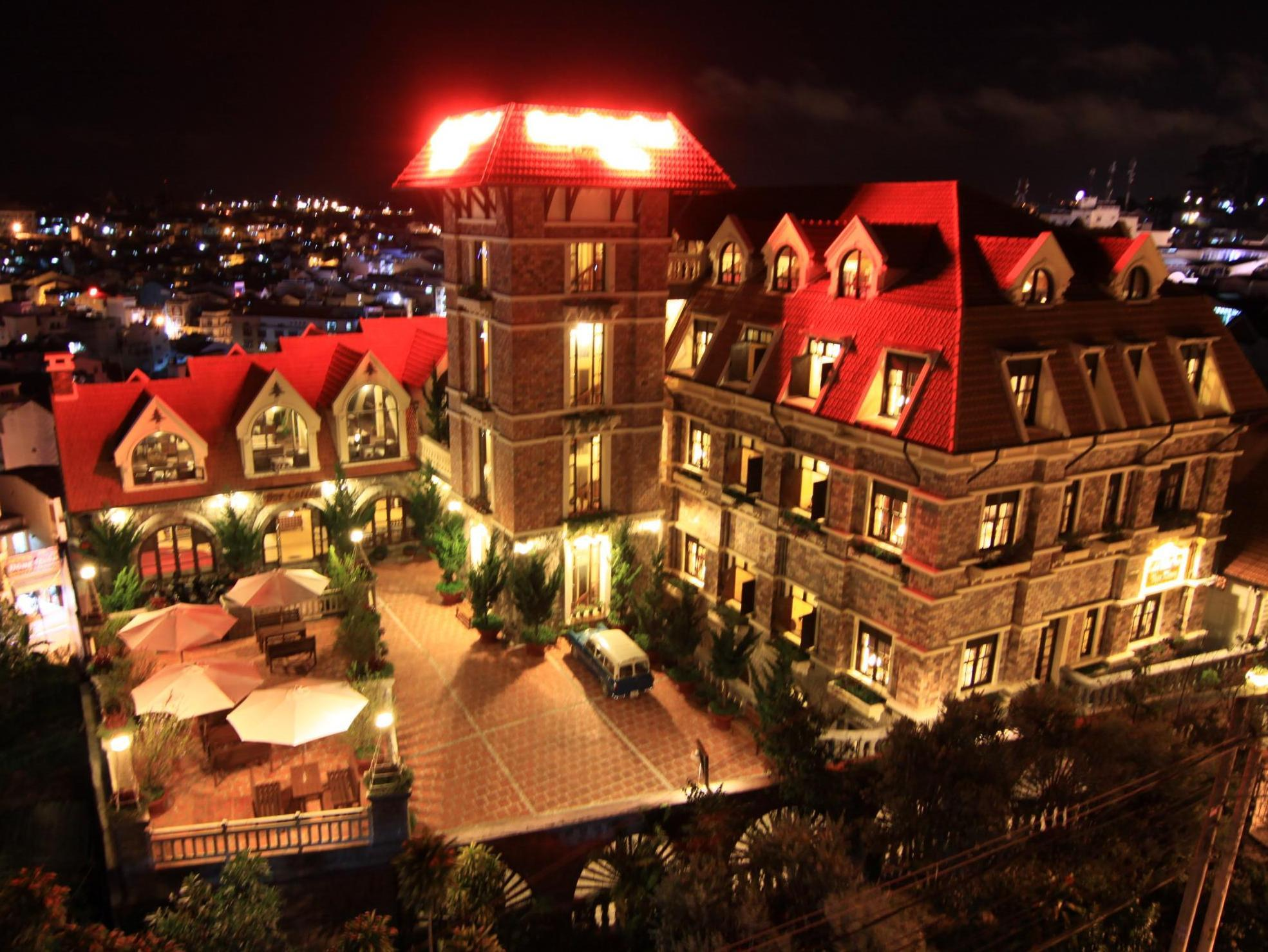 Saphir Dalat Hotel - Hotels and Accommodation in Vietnam, Asia