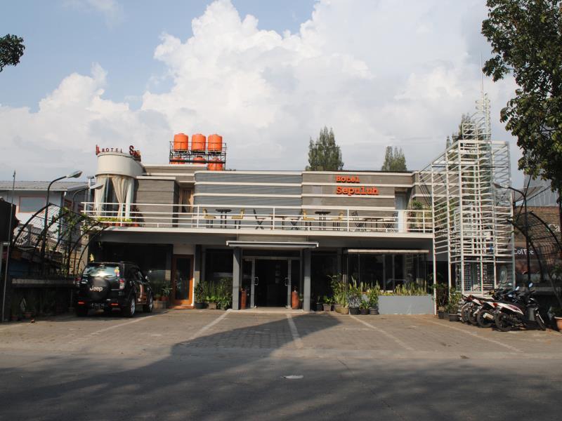 Hotell Hotel Sepuluh Lingkar Selatan