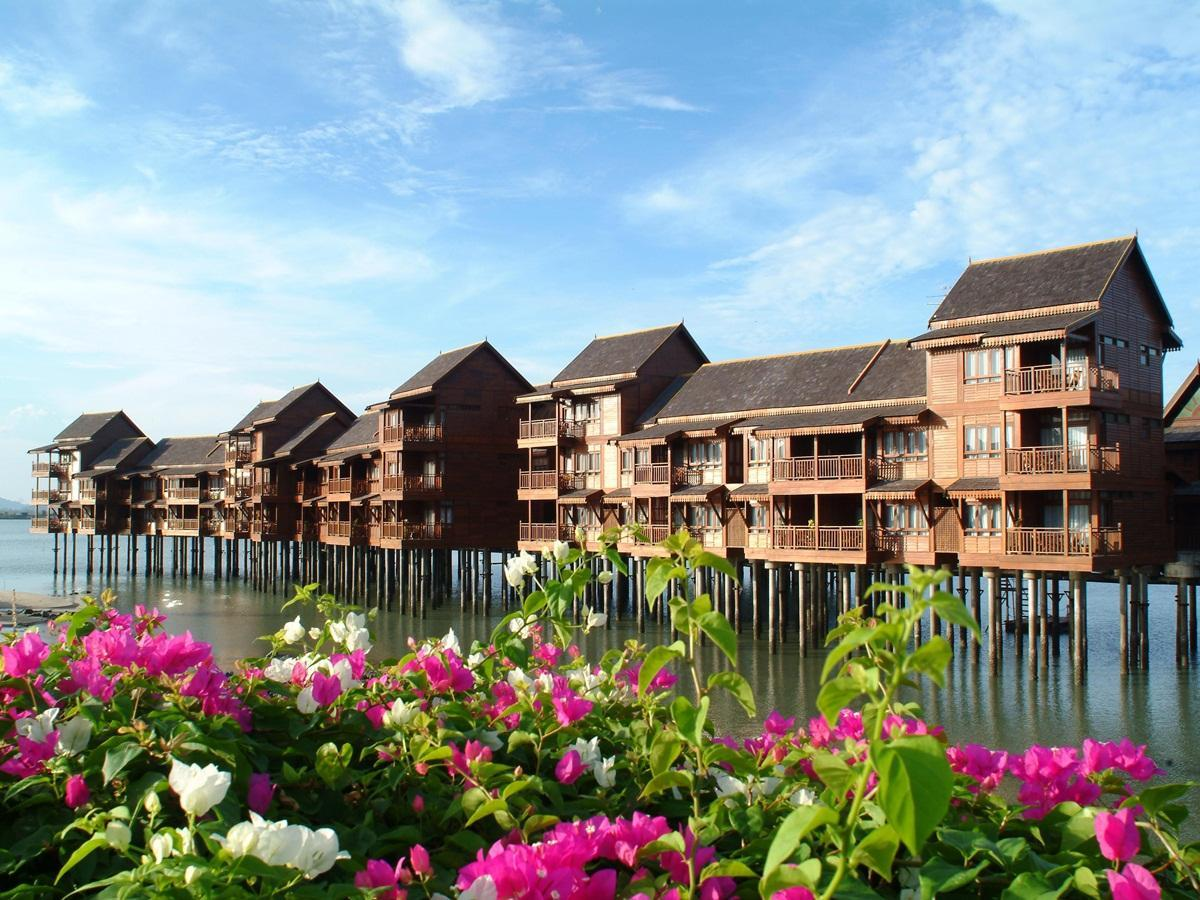 Langkawi Lagoon Sea Village - Hotels and Accommodation in Malaysia, Asia